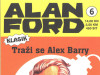 Alan Ford 6 HC / Strip Agent