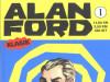 Alan Ford 1 HC / Strip Agent