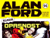Alan Ford 96 HC / Strip Agent