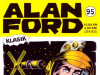 Alan Ford 95 HC / Strip Agent