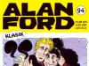 Alan Ford 94 HC / Strip Agent