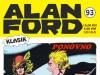 Alan Ford 93 HC / Strip Agent