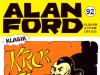 Alan Ford 92 HC / Strip Agent