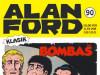 Alan Ford 90 HC / Strip Agent