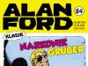Alan Ford 84 HC / Strip Agent