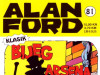 Alan Ford 81 HC / Strip Agent