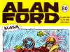 Alan Ford 80 HC / Strip Agent