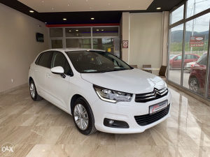 Citroen C4 1.6 HDI 2017 god Exclusive Millenium NAVY