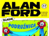 Alan Ford 77 HC / Strip Agent