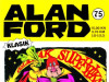 Alan Ford 75 HC / Strip Agent