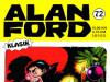 Alan Ford 72 HC / Strip Agent