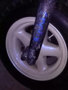 Yamaha mbk felge sa gumama