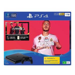PlayStation 4 1TB  FIFA 20  FUT 20 VCH  PS Plus 14 Days