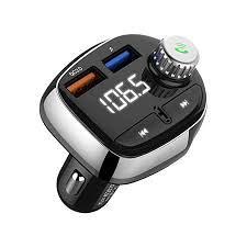 T61 QC3 DUAL USB FM TRANSMITER