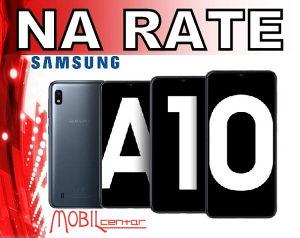 Samsung Galaxy A10 na rate