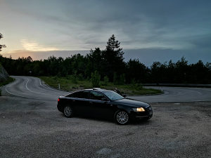 Audi A6 Sline Black edition