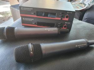 Sennheiser ew100 g3 vokalni mikrofoni