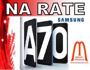 Samsung Galaxy A70 NA RATE 75KM