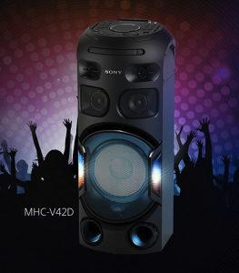 Sony BLUETOOTH MHC-V42D 450W Zvučnik DVD MHCV42D.CEL