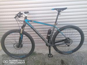 Biciklo Focus 2x10 XT Deore