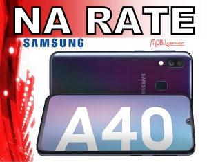 Samsung A40 Galaxy na rate