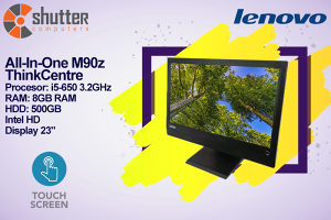 Lenovo ThinkCentre M90z - All-In-One - Touchscreen