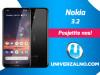 Nokia 3.2 16GB (androidONE)