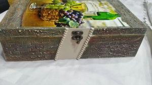 Kutija za dvije flase