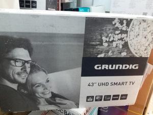 TV Led Grundig 43'' Smart UHD