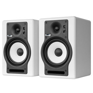 STUDIJSKI MONITORI: FLUID AUDIO F5 WHITE