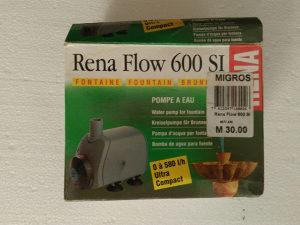 Potopna pumpa rena flow 600 20km