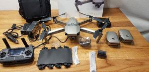 Drone DJI Mavic Pro platinum sa fly more combo - nov