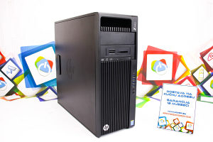 Računar HP Z440; Xeon E5-1620; K620; 256GB SSD; DDR4