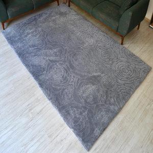 Prado Wellsoft Prekrivač za tepih Duman  200x300