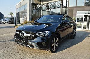 Mercedes Benz GLC 220 d 4MATIC Coupe