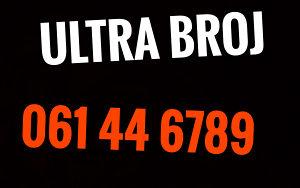 Ultra broj 061 44 6789