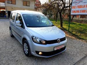 VW Caddy 1.6 TDI Automatik 2011 god.MOŽE ZAMJENA