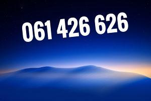 Ultra broj 061 426 626