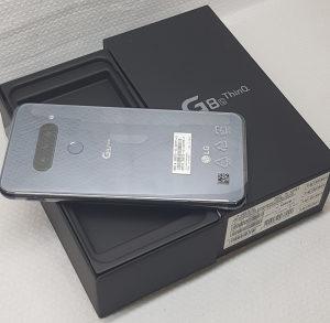 LG G8s Thinq (128 GB / 6 GB) NOVO GARANCIJA