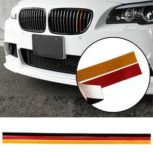 Sticker naljepnice za BMW masku German flag