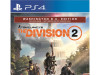 Tom Clancy's The Division 2 Washington DC Deluxe Ed PS4