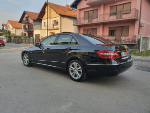 Mercedes E 250 CDI Blue Efficiency Avantgarde