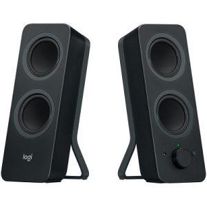 LOGITECH Speakers Z207 with Bluetooth – EMEA - BLACK