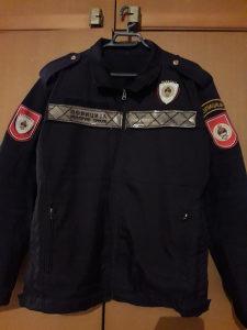 Policijska jakna kratka podjakna