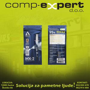 Termalna pasta Arctic MX-2 MX2 8gr