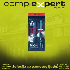 Termalna pasta Arctic MX-4 MX4 8gr
