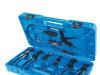 Set kliješta za šelne crijeva u koferu