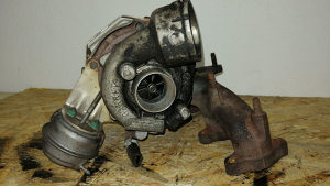TURBINA PASSAT 05 - 10 GOD. 2.0 TDI 03C253010