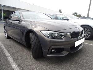 BMW 430 D Gran Coupe xDrive 4x4 M-Paket ACC