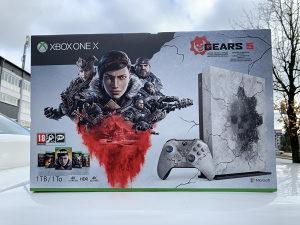 MICROSOFT Xbox One X 1TB Gears 5 Limited Edition